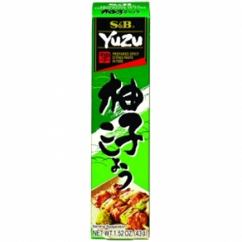 Yuzu Spice Citrus Paste S&B