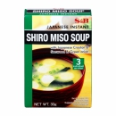 Instant Shiro Miso-Suppe, S&B